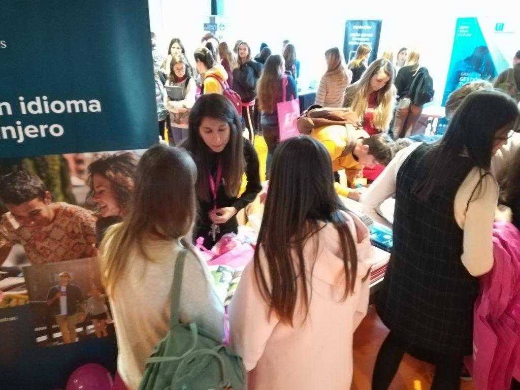 Gran éxito De La Feria Ibiza University Day 2018